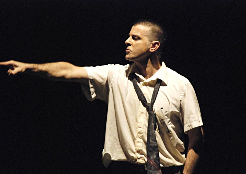 """Fulvio Cauteruccio/Teatro Studio Krypton in """"Terroni d'Italia"""""""