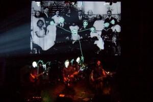 Concerto dei Rhumornero al teatro di Lari (photo courtesy Erika Gabbani)