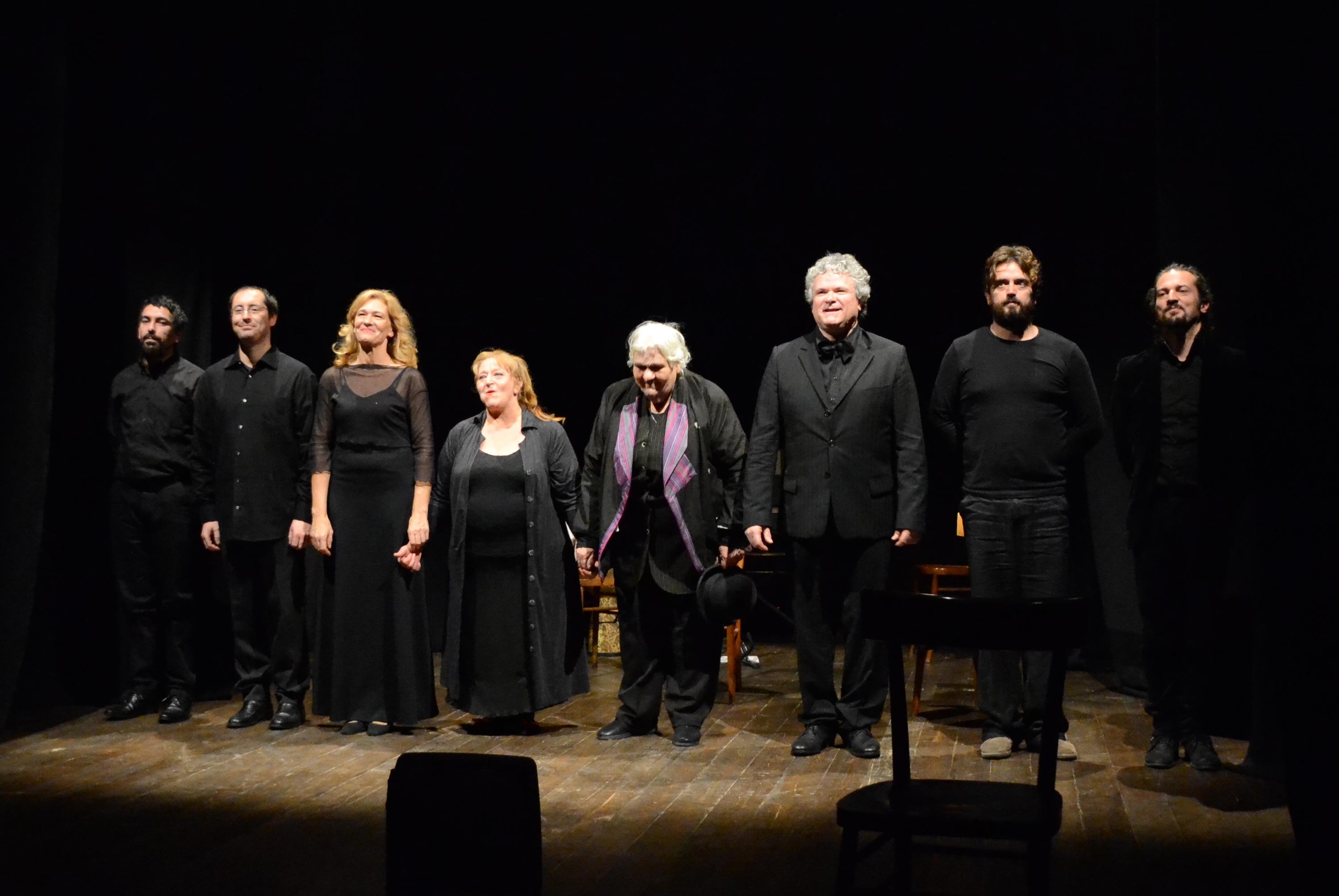 Quartetto Barone all'ERA Festival di Pontedera – 19 ottobre 2012
