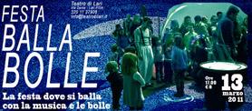 Domenica 13 Marzo, Lari per i bambini
