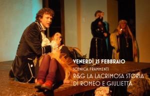 r&G La Lacrimosa storia di Romeo & Giulietta