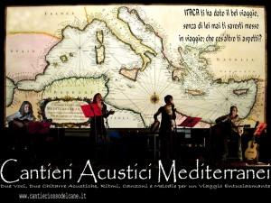 Cantieri acustici mediterranei a Lari
