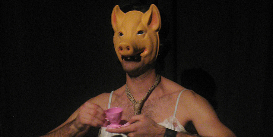 """Teatro delle Bambole in """"Il Terzo Uomo"""""""