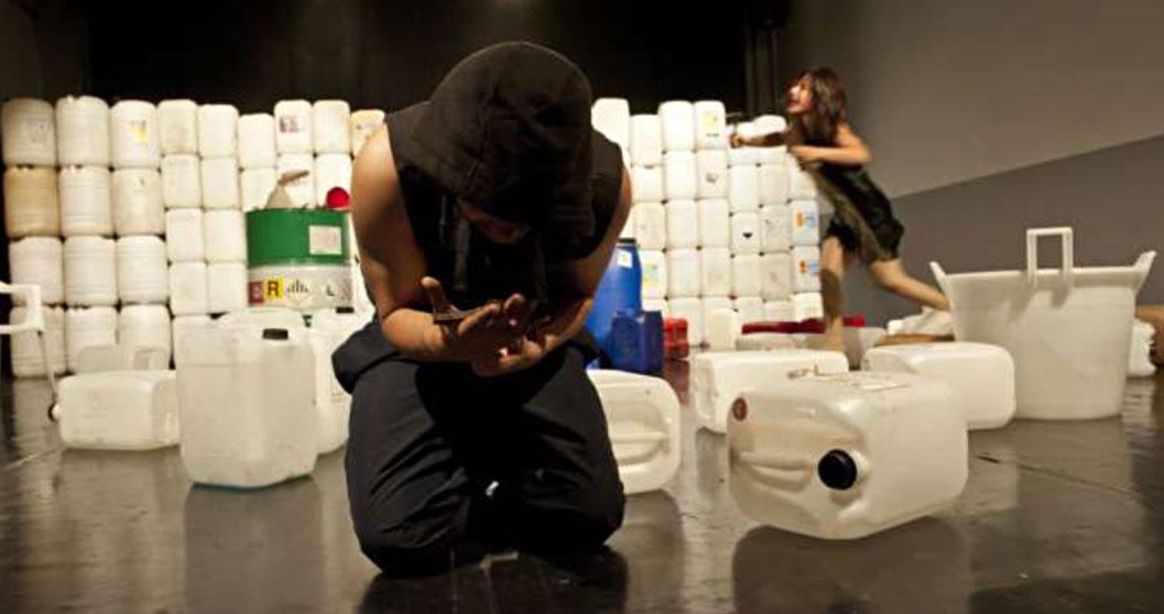 """Teatro dei Venti in """"Senso Comune (studio)"""""""