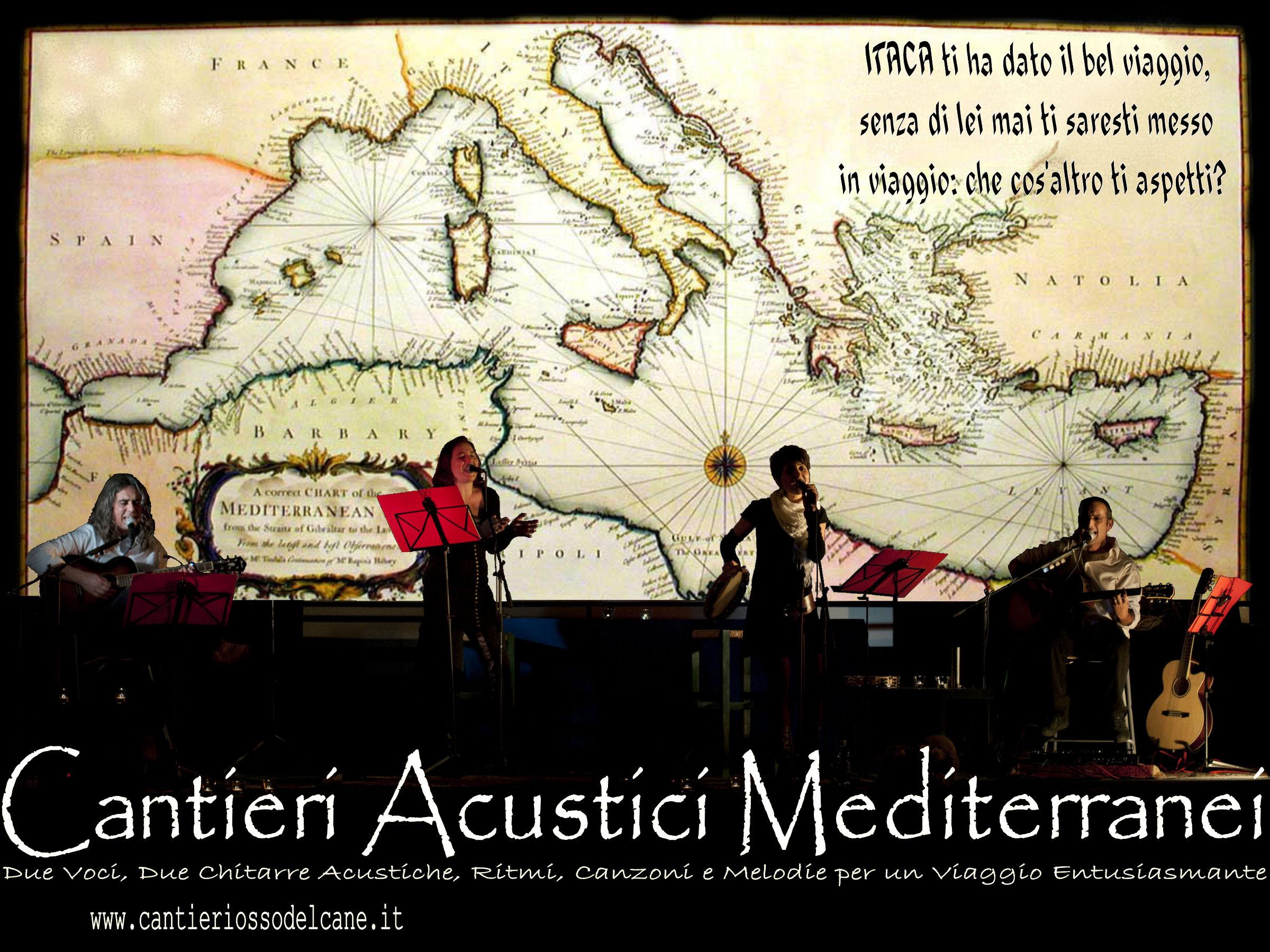 Cantieri Acustici Mediterranei in concerto