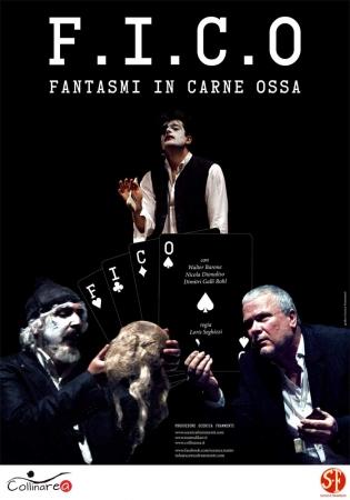Fantasmi in carne ossa al Teatro Elan Frantoio di Fucecchio